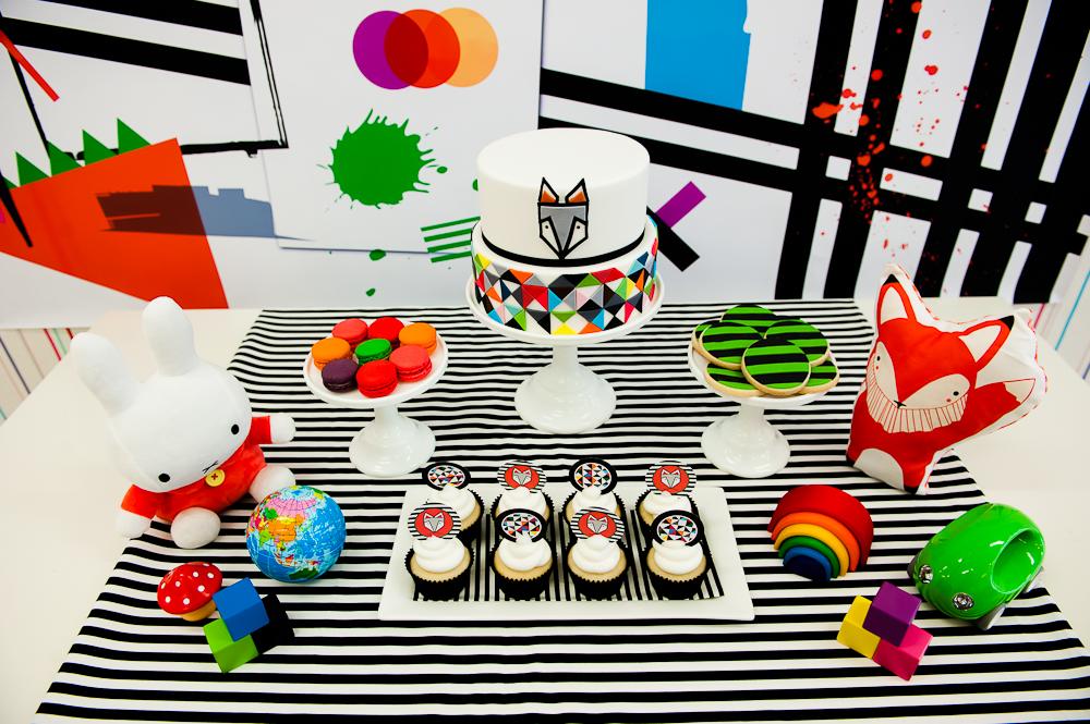 Scandinavian Inspired Sooti Party