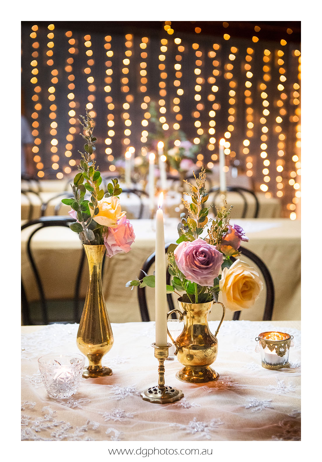 Boho wedding brass hire stylist blue mountains seclusions