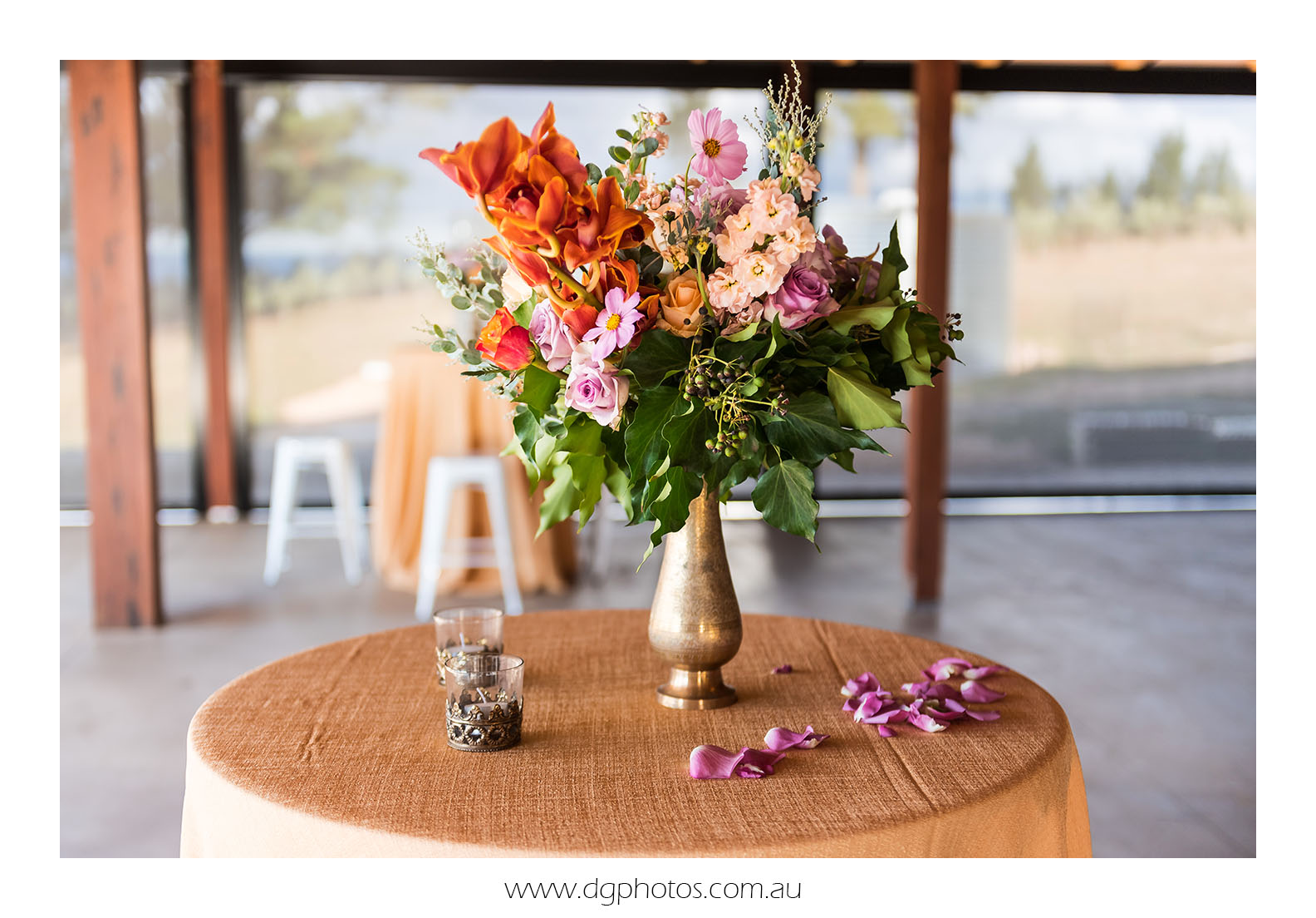 blue mountains wedding stylist prop hire decor penny lane studio