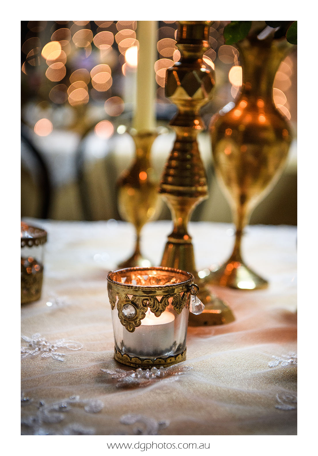 seclusions blue mountains votive moroccan candle hire wedding